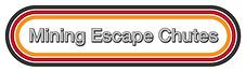 Bergbau-Rettungsrutschen-Logo