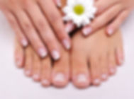 Manicures & pedicures by a beauty therapist and a beautician in a Moorooka beauty salon
