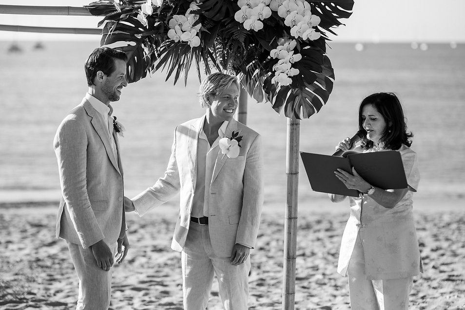 Magnetic Island / Townsville Region Marriage Celebrant