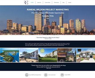Randal Wilson Project Marketing