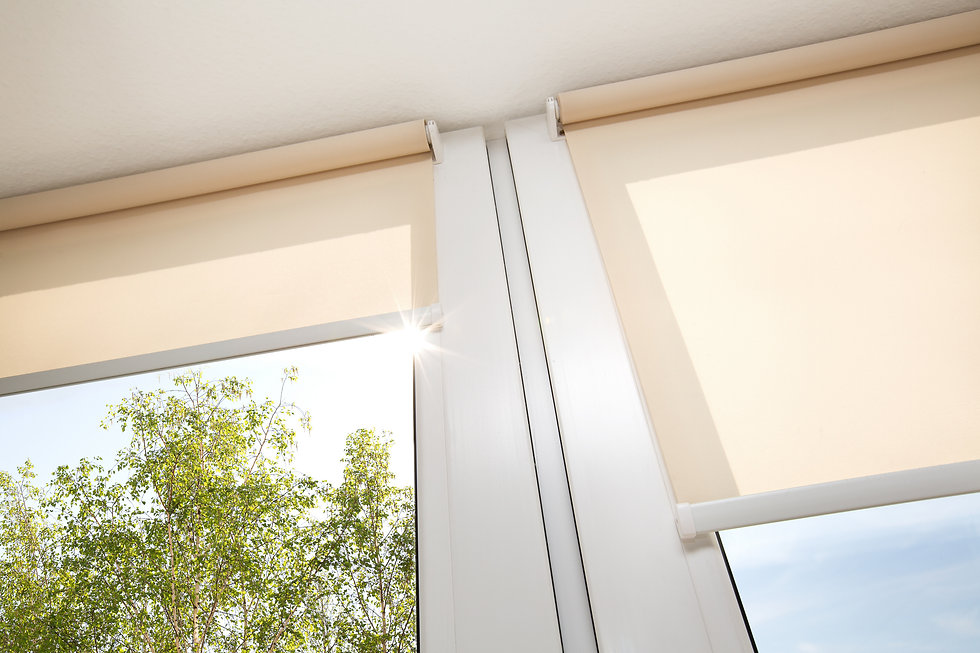 Roller blinds Brisbane northside