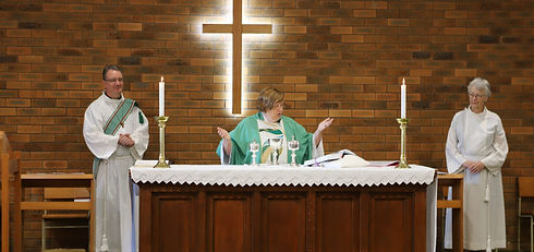 Kenmore Brookfield Anglican Church Parish | Brisbane | Holy Communion
