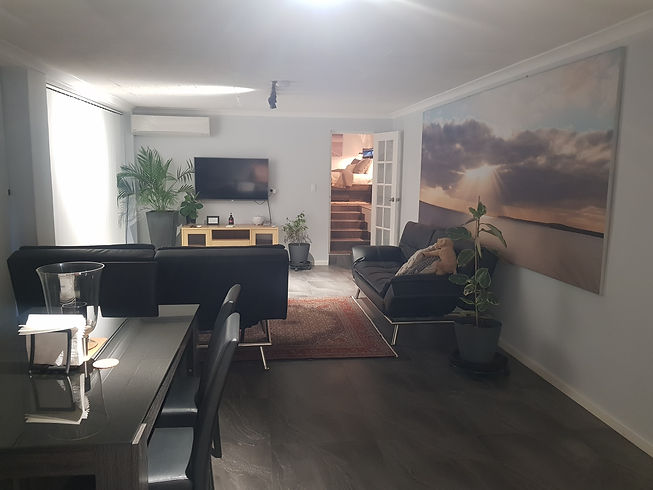 Comfortable cozy holiday accommodation in Western Australia