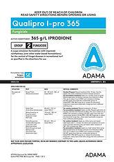 Adama Qualipro I-Pro 365 Label.jpg