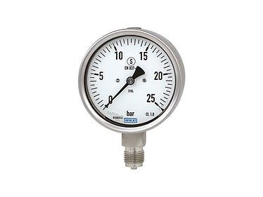 Hydraulic pressure guages