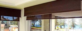 Roller blinds in Brisbane northside location