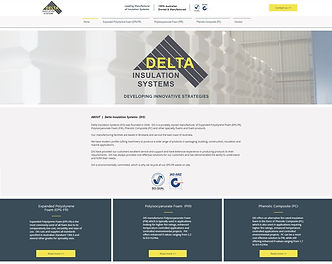 Delta Insulated Systems