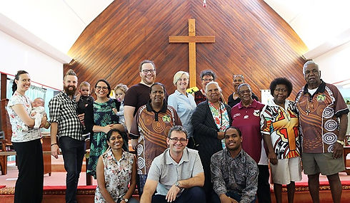 Kenmore Brookfield Anglican Church Parish | Giving, Serving & Bequests