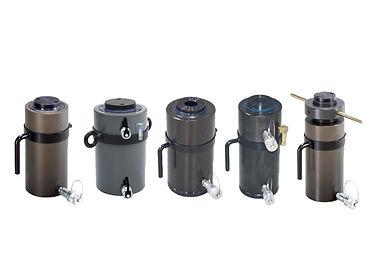 Hydraulics aluminium series