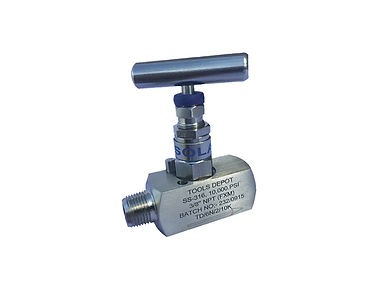 Hydraulics needle valve series