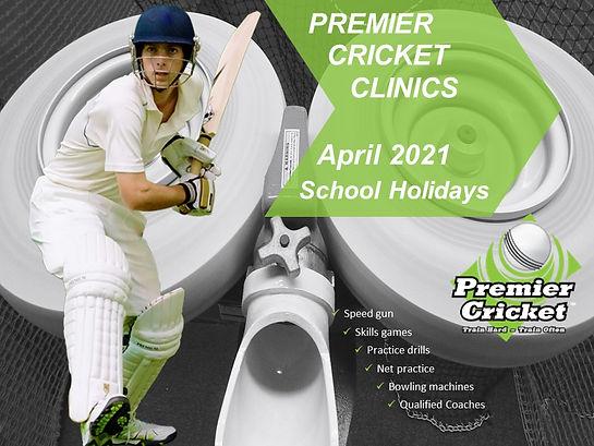 Cricket Clinics in Brisbane