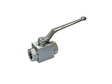 Hydraulics ball valve series
