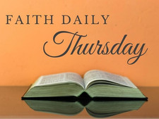 Faith Daily | 25 February 2021