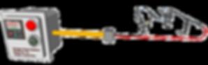 Heizpaket für vertikale Bergbau-Rettungsrutsche