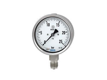 Pressure controls & electronics