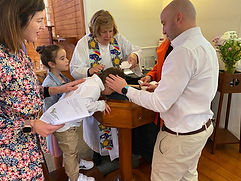 Kenmore Brookfield Anglican Church Parish | Baptism & Confirmation
