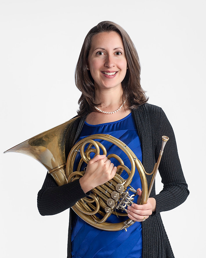 maria serkin, horn