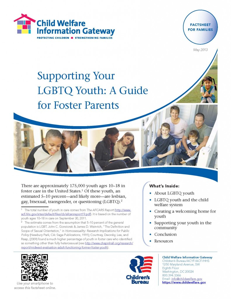 A Guide for Foster Parents