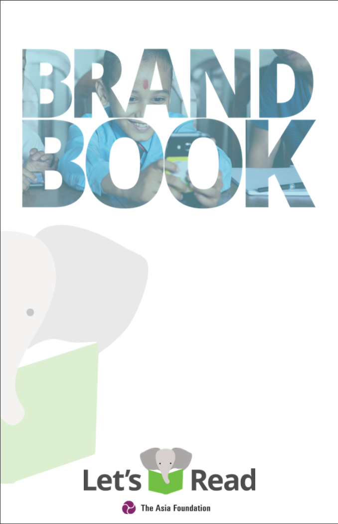 Let's Read Brand Book