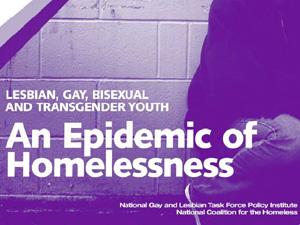 An Epidemic of LGBTQ Homelessness