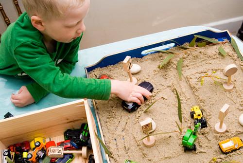 Creative Play & Sand
