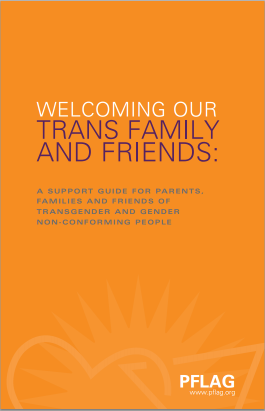 PFLAG: Welcoming Our Trans Family