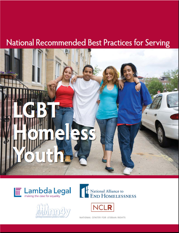 LGBTQ Homeless Youth Best Practices