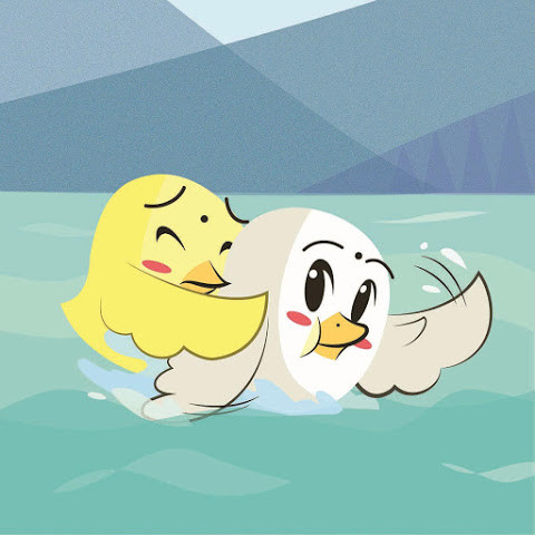Little Chick and Duckling