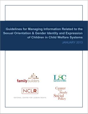Managing LGBTQ Youth Information