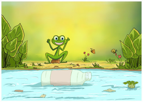 The Clever Frog