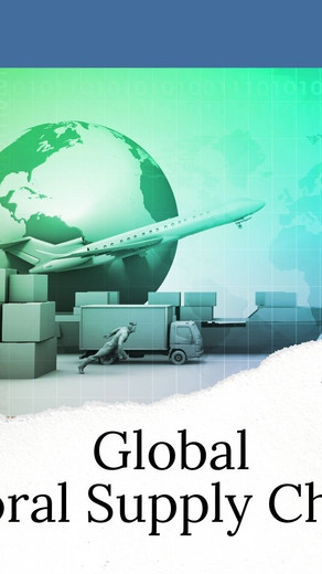 Global Floral Supply Chain