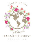 Floret Collective Logo Badge