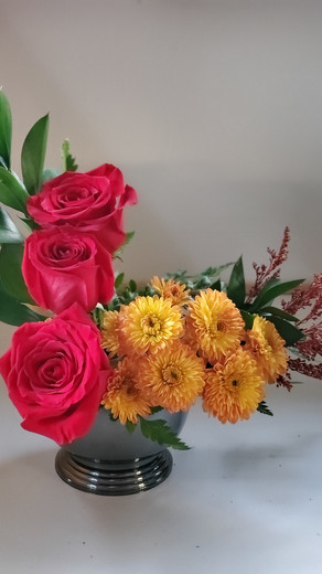 Floral Design Style Series: Western Line