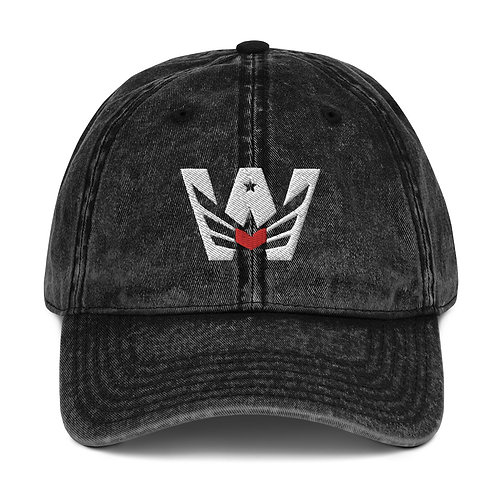 Willing Warrior Vintage Cap