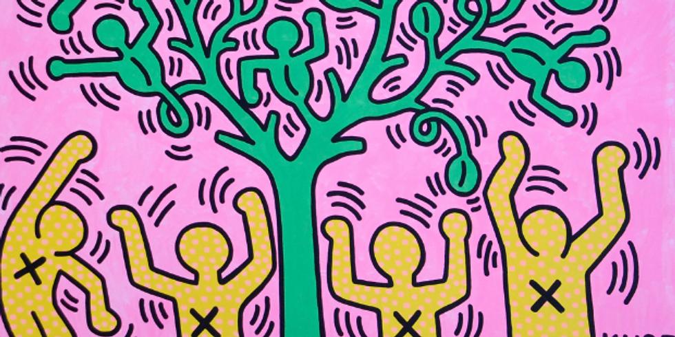 Visita Keith Haring