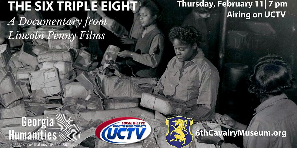 The Six Triple Eight Documentary Screening