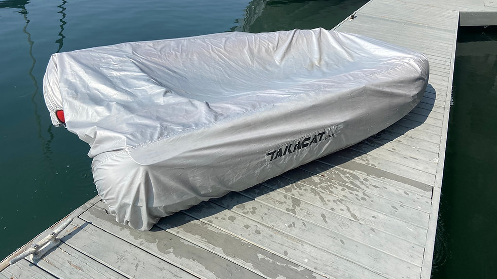 CUSTOM FIT BOAT COVER