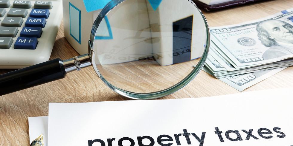 Property Tax Protest Seminar