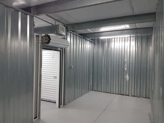 Climate Controlled Storage