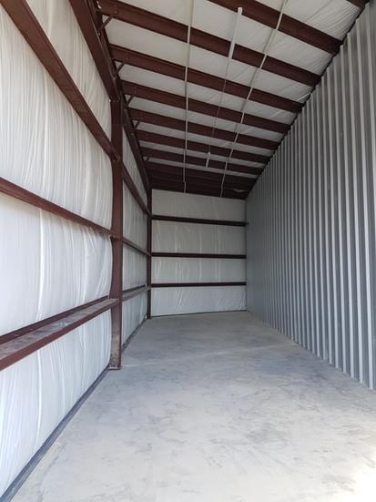 Boat Storage Interior