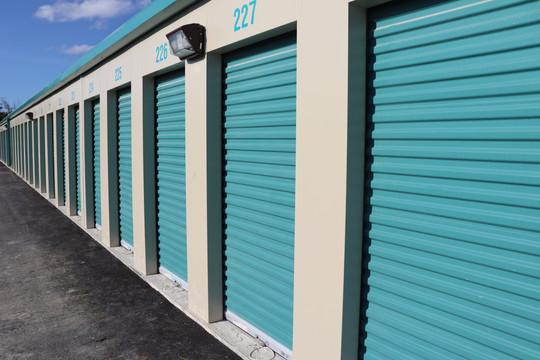 Self Storage Lockers