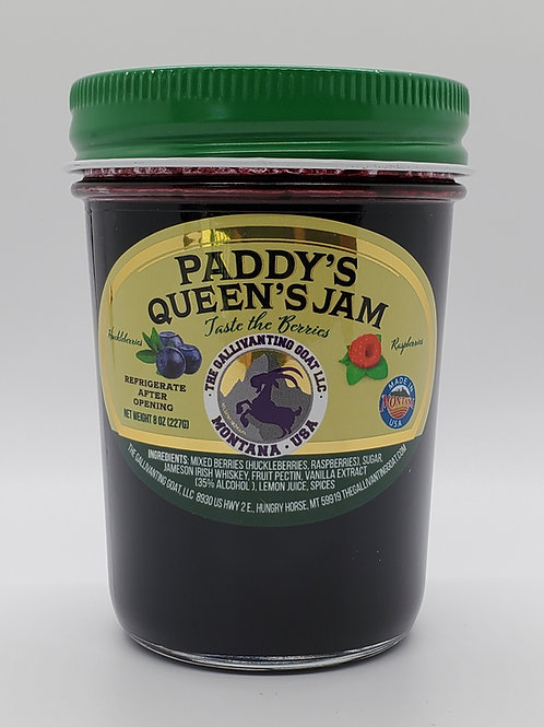 Paddy's Queen's Jam