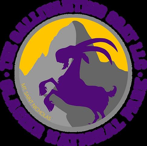 Glacier National Park, Mount Saint Nicholas, Mounain Goat, Purple Mountain Goat, Gallivanting Goat, LLC, Glacier Park, National Park, huckleberry