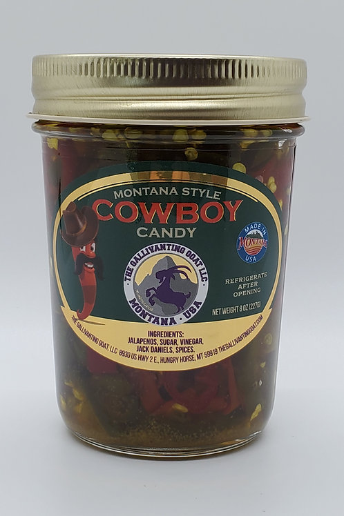 Montana Style Cowboy Candy