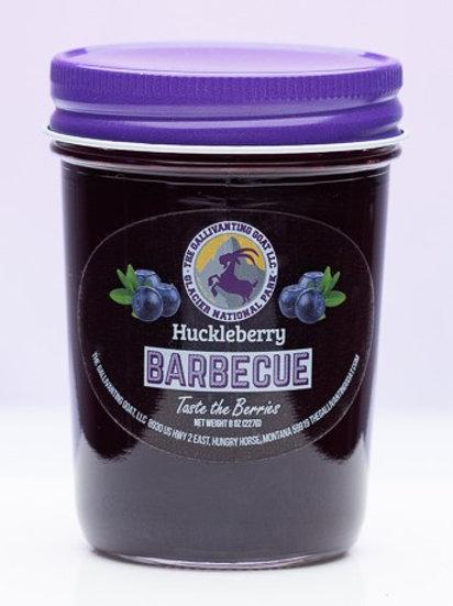 Huckleberry BBQ Sauce