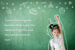_I love Little English because they make