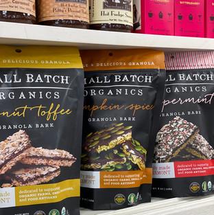 All Batch Organics Snacks