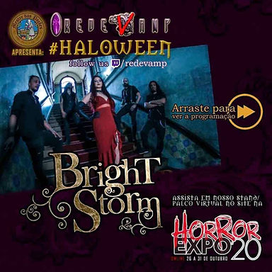 BRIGHTSTORM: Presenting today at Horror Expo 2020!