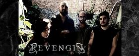 "REVENGIN: New Lyric Video Released ""White Lies""!"