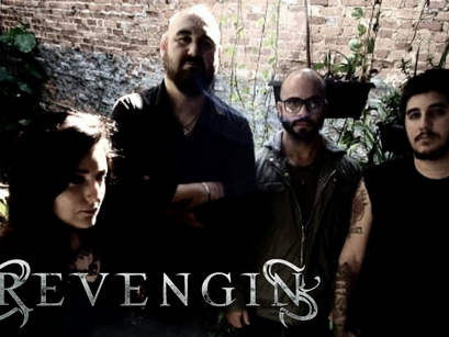 "REVENGIN: Divulgado novo Lyric Vídeo ""White Lies""!"
